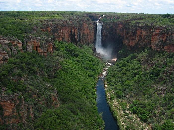 Лучшие достопримечательности Австралии - Национальный парк Какаду 1 (700x525, 154Kb)