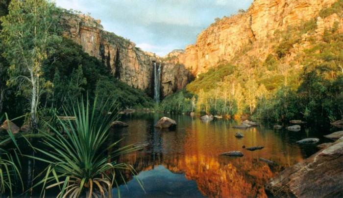 Лучшие достопримечательности Австралии - Национальный парк Какаду 3 (700x405, 93Kb)