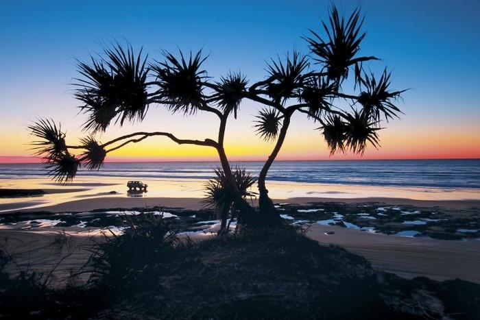 Лучшие достопримечательности Австралии - Остров Фрейзера 3 (700x467, 85Kb)