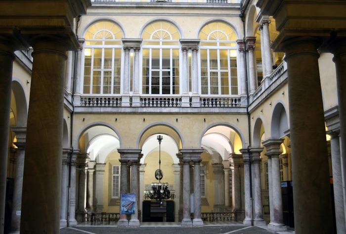 Генуя - мечта поэта Часть 6 87590