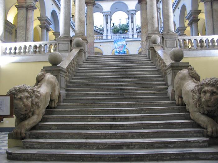 Генуя - мечта поэта Часть 6 98347