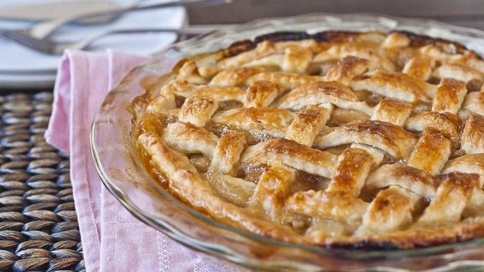 пирог с грушами (700x393, 80Kb)