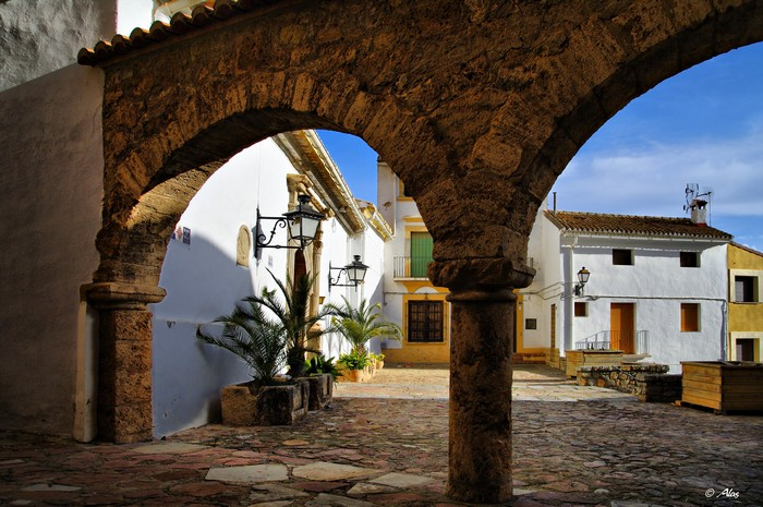 Живописные фото Испании 2 (700x465, 113Kb)