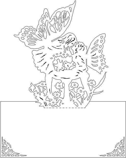 Ландыш из бумаги: cveti s