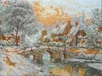 Превью Cobblestone Christmas - pic (700x523, 418Kb)