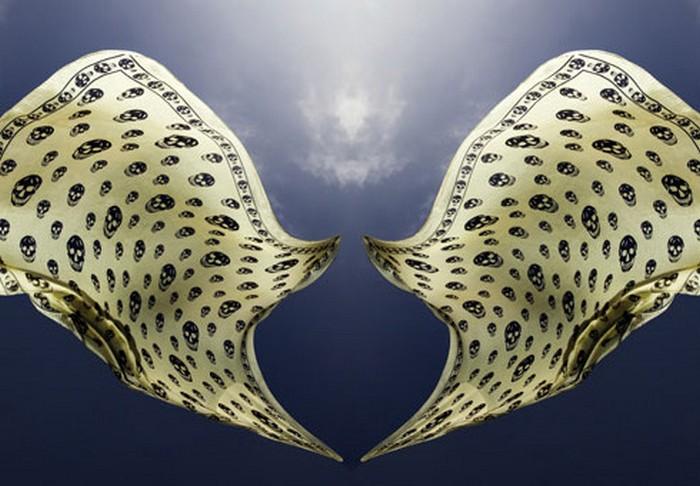 Шейный платок, как модный аксессуар 2 (700x486, 86Kb)
