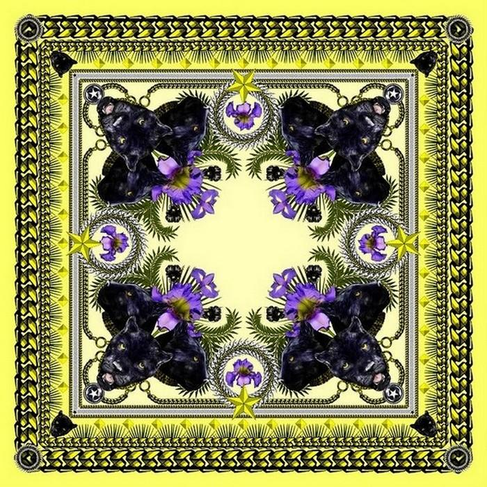Шейный платок, как модный аксессуар 21 (700x700, 249Kb)