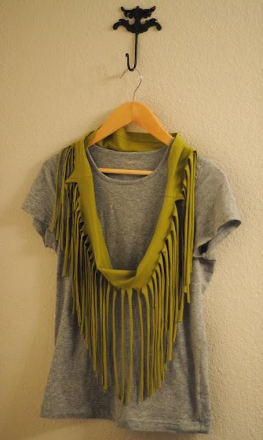 футболка-шарф (383x640, 54Kb)