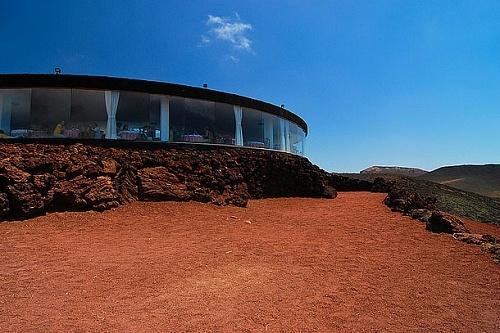 ресторан El Diablo на канарских островах (500x333, 84Kb)