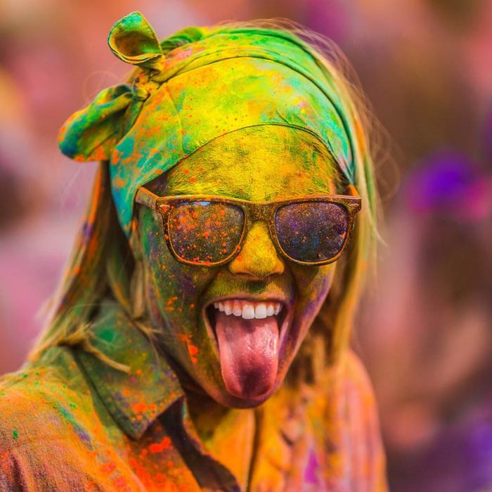 фестиваль красок холи фото (700x700, 336Kb)