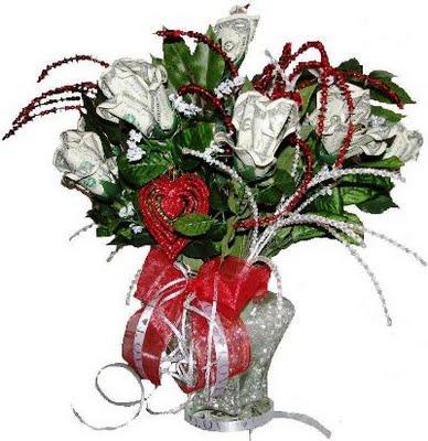 Valentine Bouquet 400w (388x400, 39Kb)