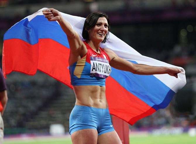 Олимпиада. . Легкая атлетика. . Антюх: Финальный забег был самым сложным.