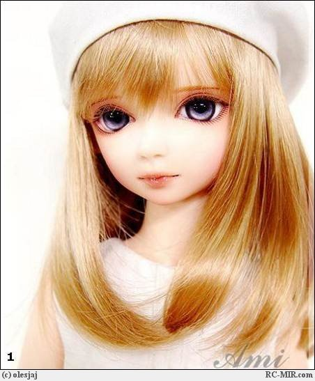 аватарки куклы: