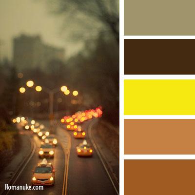 ...сочетание в интерьере. декор для дома. цветовая палитра. такси. такси в Нью Йорке. цветовая гамма. цветовая схема.