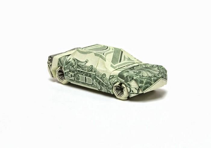 Креативные оригами из денег 11 (700x493, 32Kb)