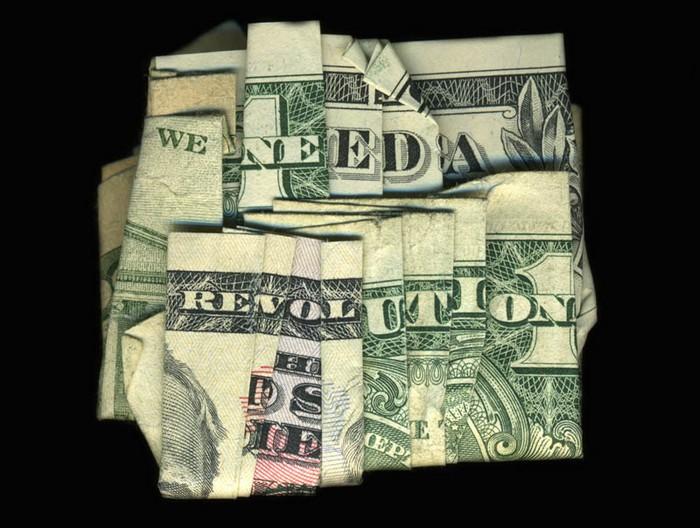 Креативные оригами из денег 13 (700x528, 110Kb)