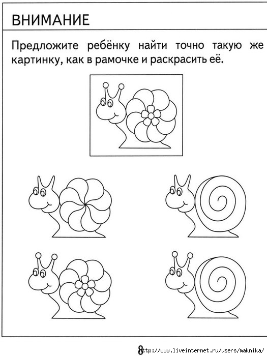 Тест для детей 5 класса - 1