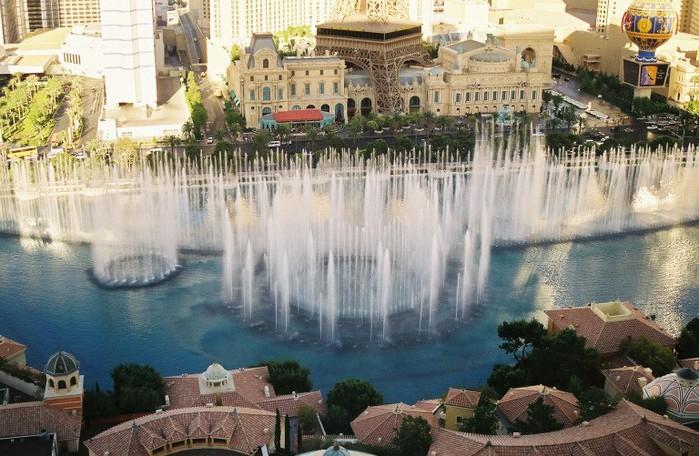фонтан белладжио лас-вегас (700x456, 122Kb)