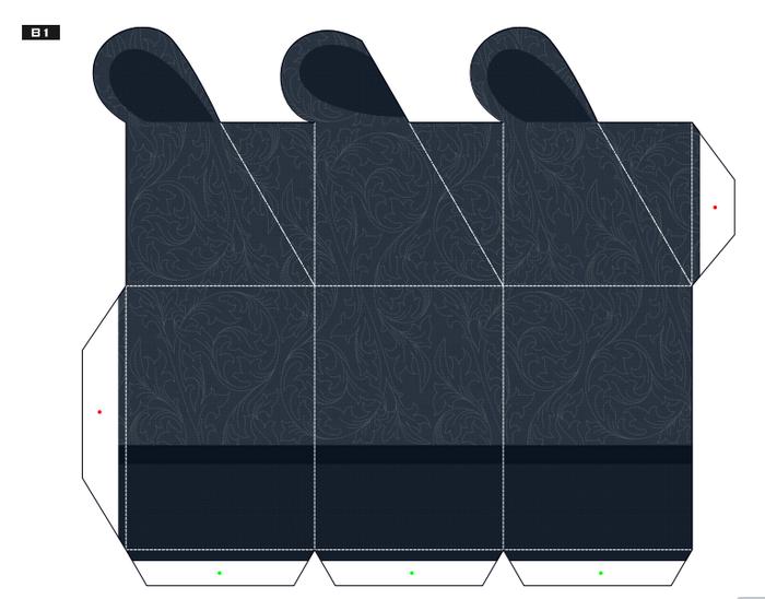 Упаковочные коробки своими руками шаблоны