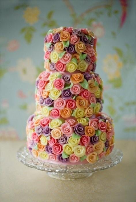 Красиво украшение тортов обсуждение