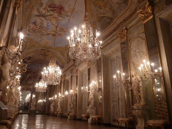 Генуя - мечта поэта Часть 7 20257