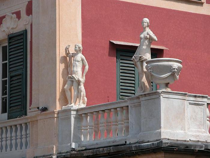 Генуя - мечта поэта Часть 7 30545