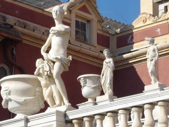 Генуя - мечта поэта Часть 7 32882