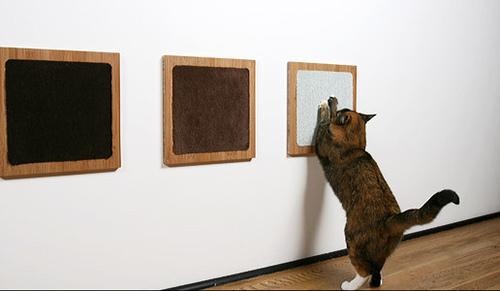 Для кошек точилка для когтей сделать своими