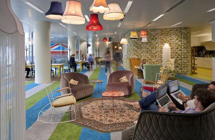 офис гугл в лондоне фото (700x458, 161Kb)