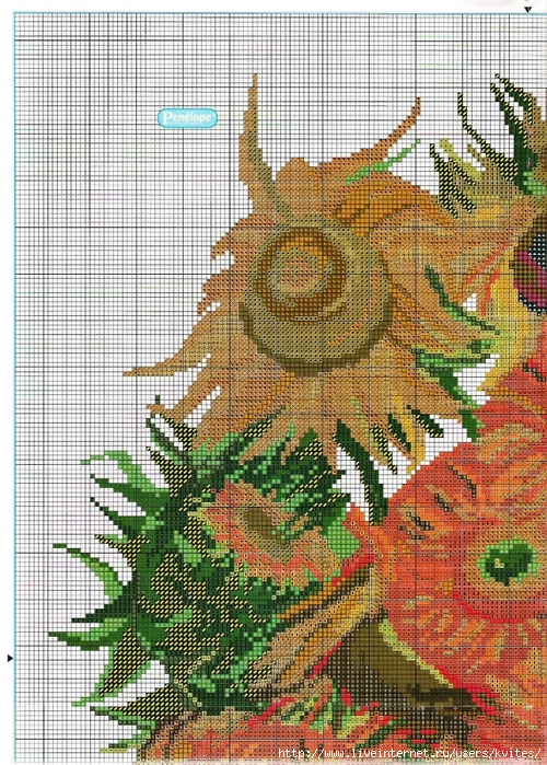 Van Gogh - Sunflower 1.5