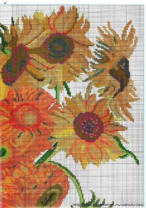 Van Gogh - Sunflower 2.5