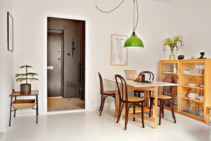 дизайн маленькой квартиры фото 1 (700x466, 119Kb)