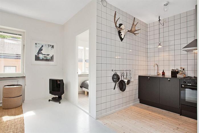 дизайн маленькой квартиры фото 3 (700x466, 110Kb)