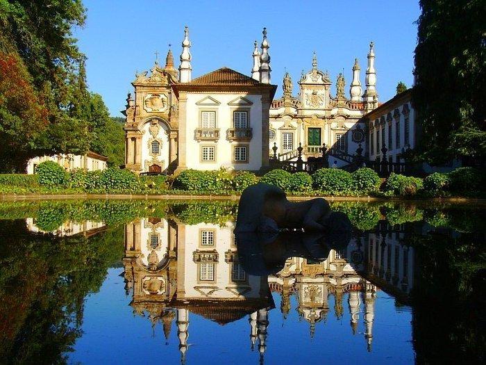 Дворец Каза-ди-Матеуш - Casa de Mateus 12246