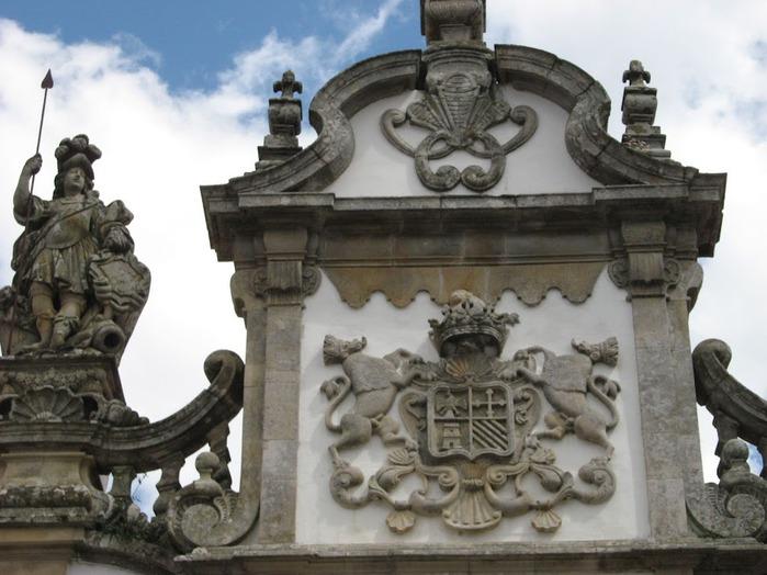 Дворец Каза-ди-Матеуш - Casa de Mateus 95762