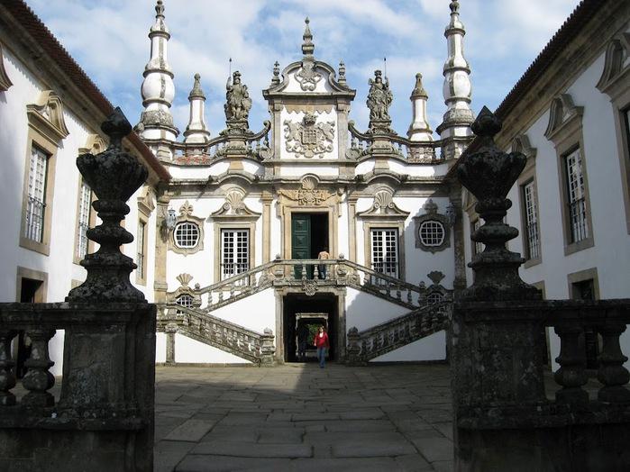 Дворец Каза-ди-Матеуш - Casa de Mateus 60237