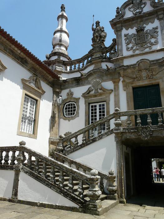 Дворец Каза-ди-Матеуш - Casa de Mateus 20744