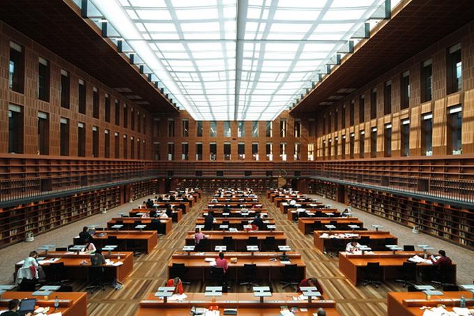красивейшие библиотеки европы фото 7 (680x453, 185Kb)