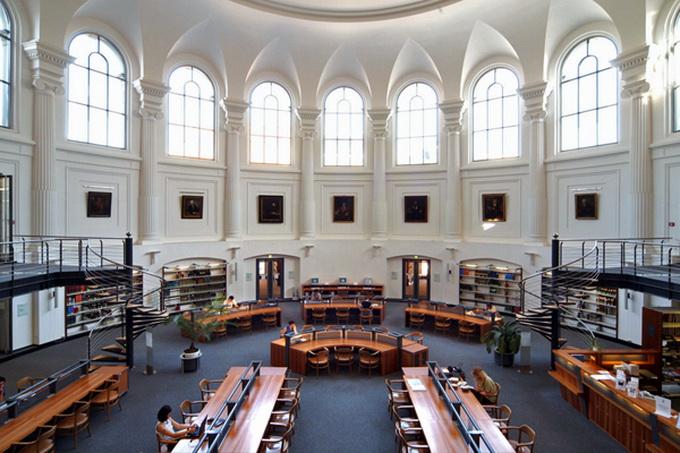 красивейшие библиотеки европы фото 9 (680x453, 158Kb)