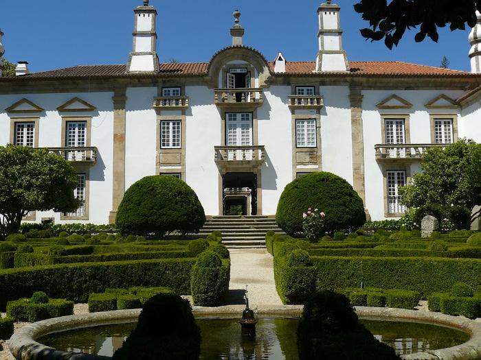 Дворец Каза-ди-Матеуш - Casa de Mateus 27767