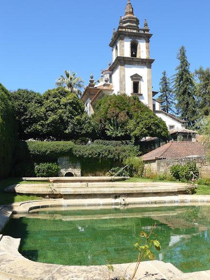 Дворец Каза-ди-Матеуш - Casa de Mateus 22942