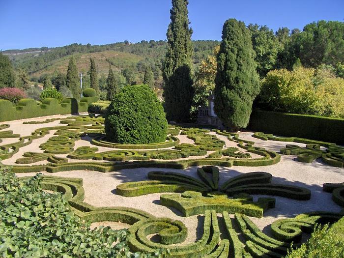 Дворец Каза-ди-Матеуш - Casa de Mateus 50796