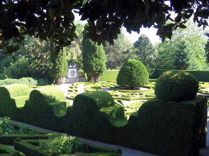 Дворец Каза-ди-Матеуш - Casa de Mateus 54260
