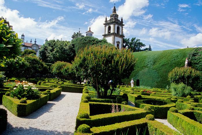 Дворец Каза-ди-Матеуш - Casa de Mateus 32744