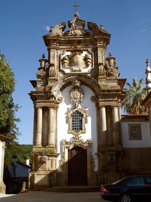 Дворец Каза-ди-Матеуш - Casa de Mateus 94962