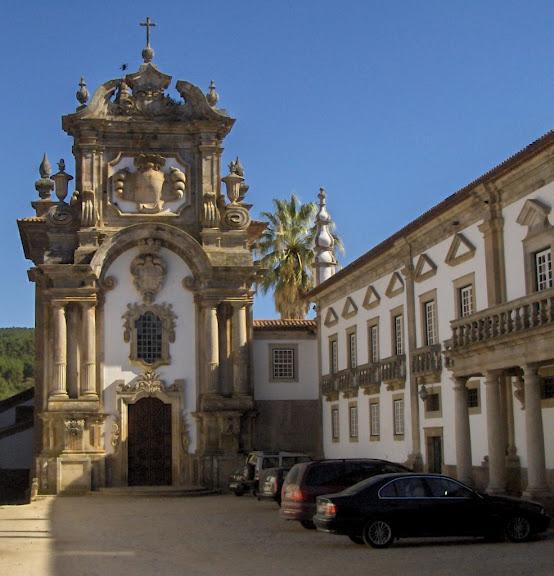 Дворец Каза-ди-Матеуш - Casa de Mateus 12527