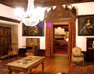 Дворец Каза-ди-Матеуш - Casa de Mateus 93452