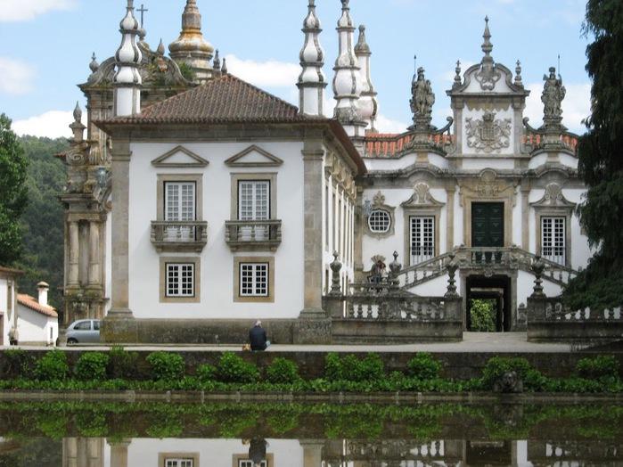 Дворец Каза-ди-Матеуш - Casa de Mateus 89013