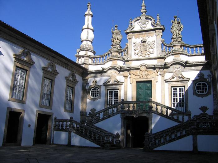 Дворец Каза-ди-Матеуш - Casa de Mateus 55451