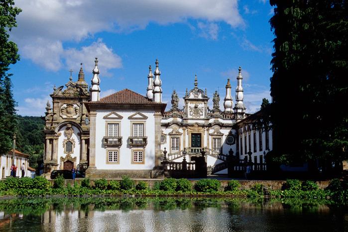 Дворец Каза-ди-Матеуш - Casa de Mateus 11226